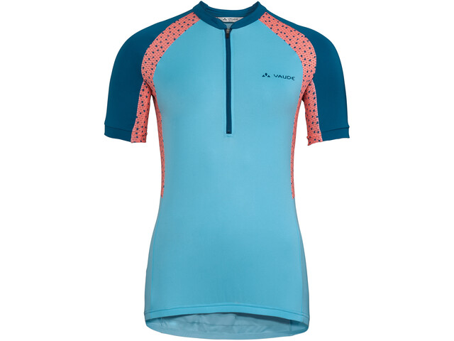 VAUDE Advanced IV Tricot Women, crystal blue